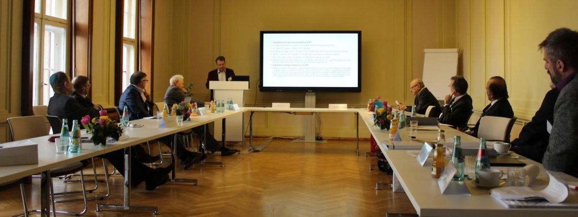 Конференция о независимости судей в Потсдаме